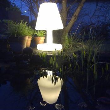 Lampe extérieur Edion The Grand Fatboy