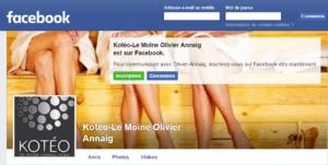 Facebook Kotéo Plouigneau