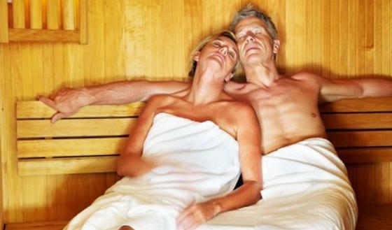 bénéfices du sauna