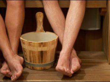 Le Sauna Est Bon Pour Votre Corps